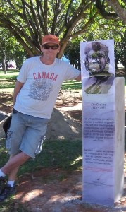 Che Gavara monument